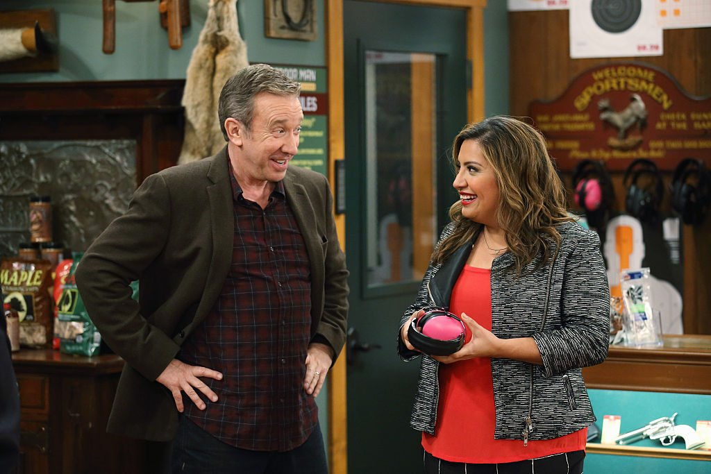 "Image Credits: Getty Images | Tim Allen on ""Last Man Standing"""