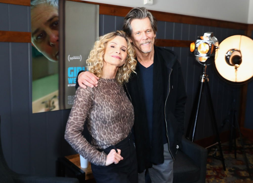 Love Story of Kevin Bacon and Kyra Sedgwick
