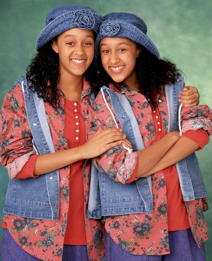 Image Credit: Getty Images / Tia and Tamera Mowry.