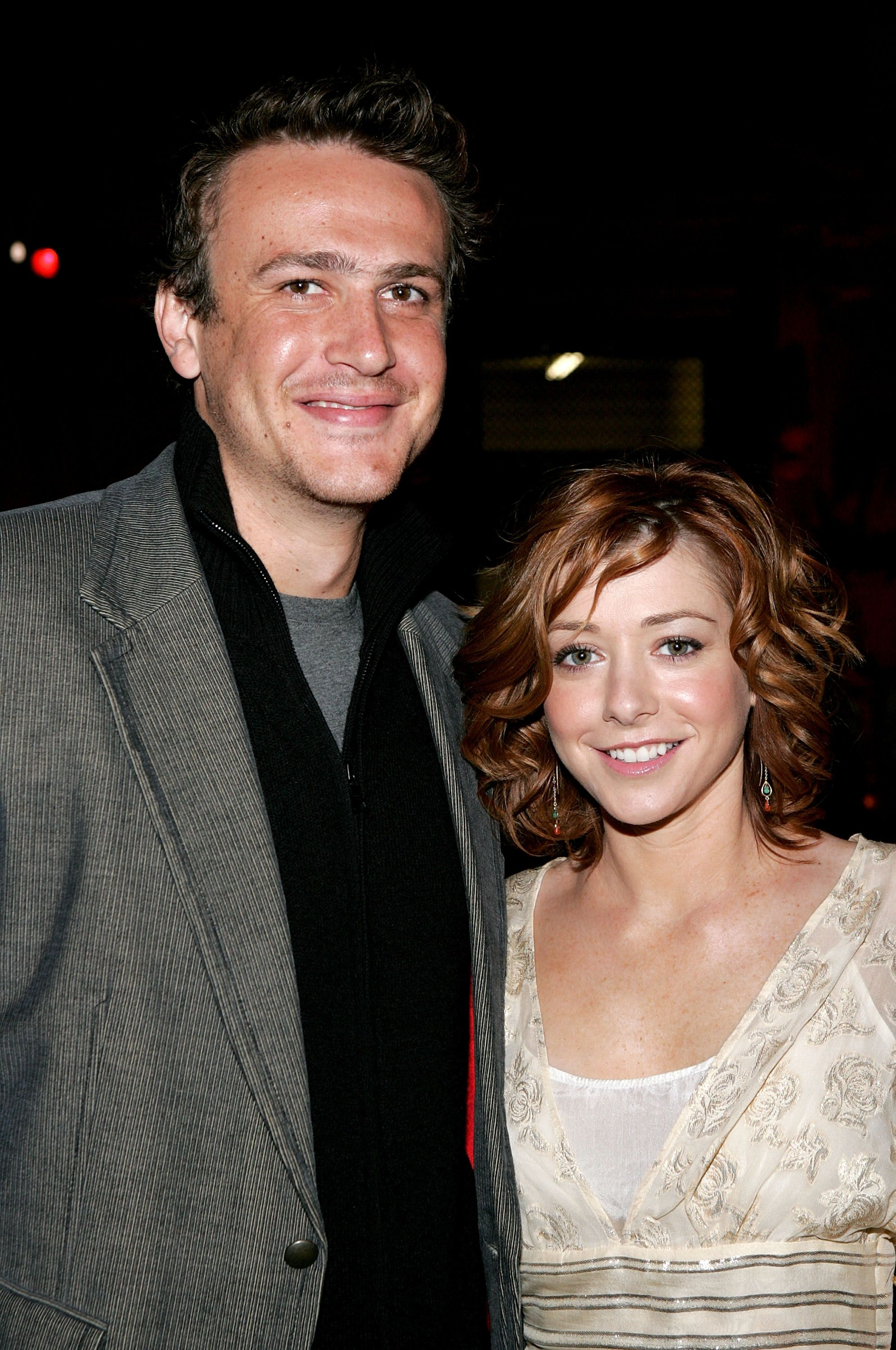 Alyson Hannigan also starred in How I Met Your Mother / Getty Images