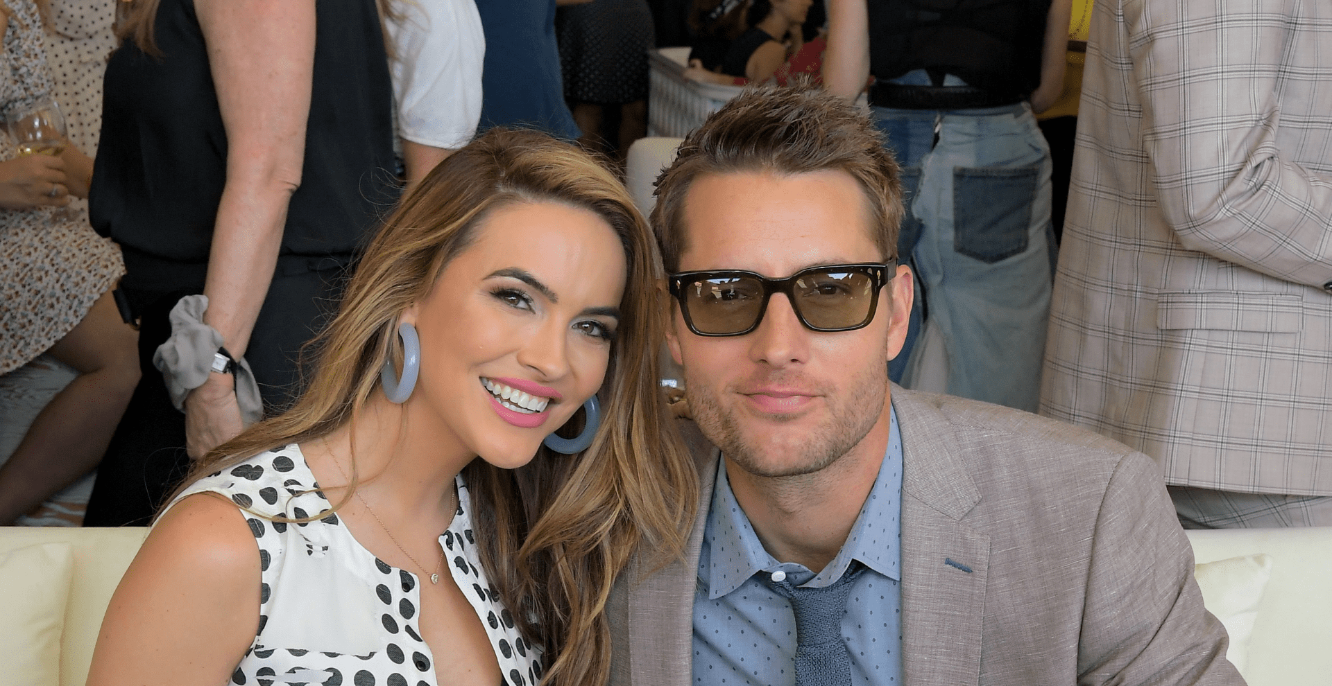 Justin Hartey and Chrishell Stause/Photo:Getty Images