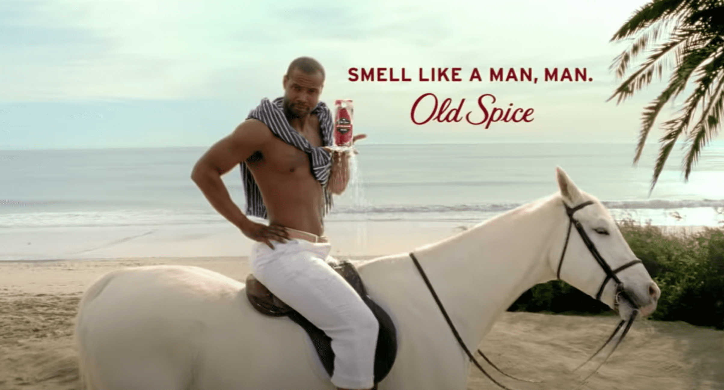 Image Credits:  Old Spice / YouTube