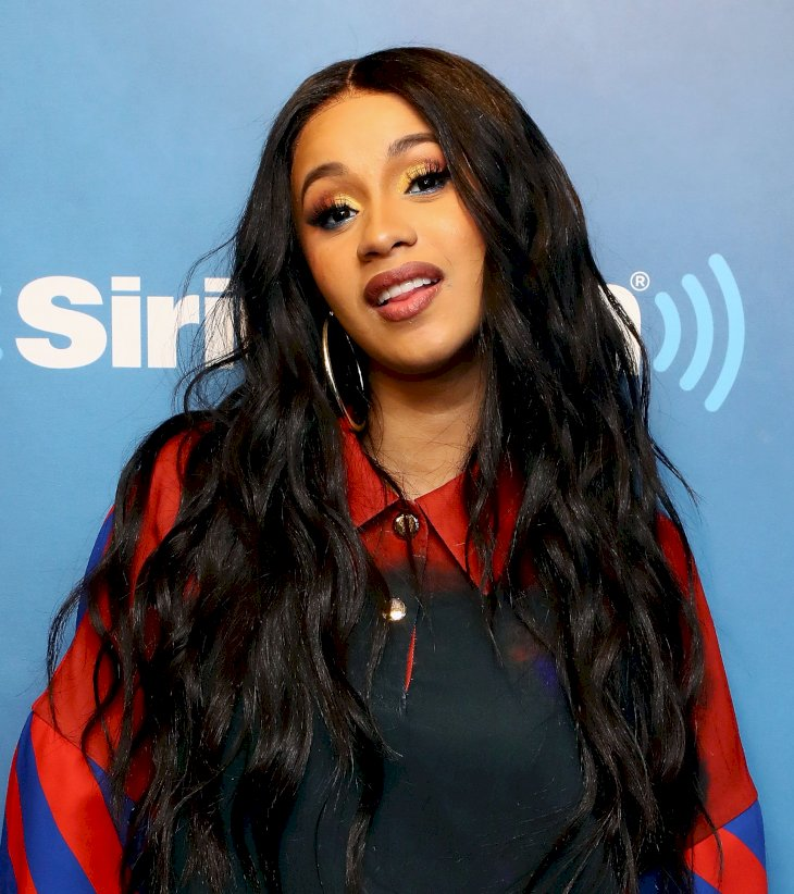 Image Credit: Getty Images / Cardi B on the red carpet.