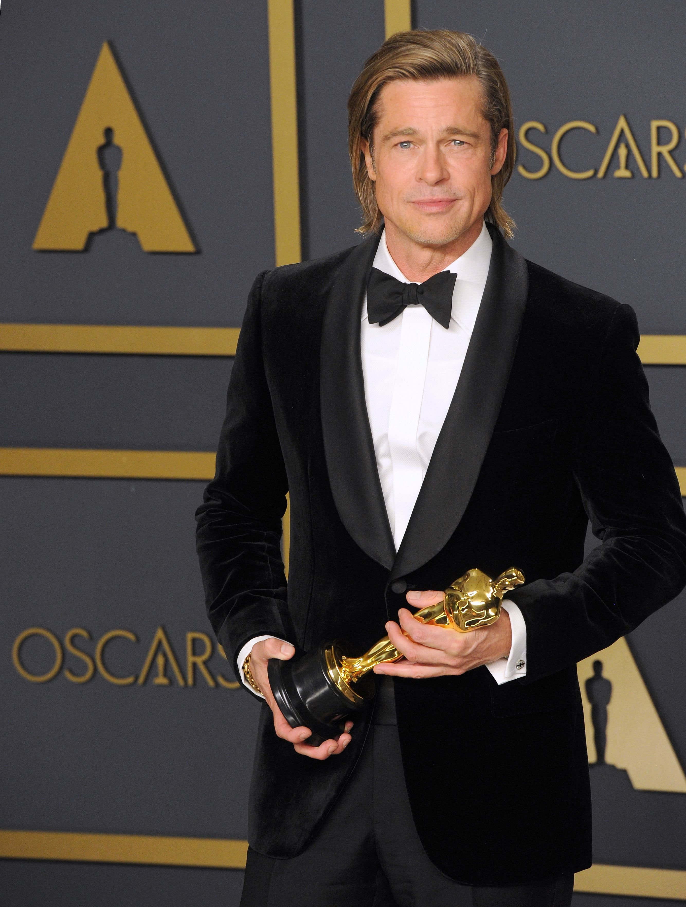Brad Pitt/Photo:Getty Images