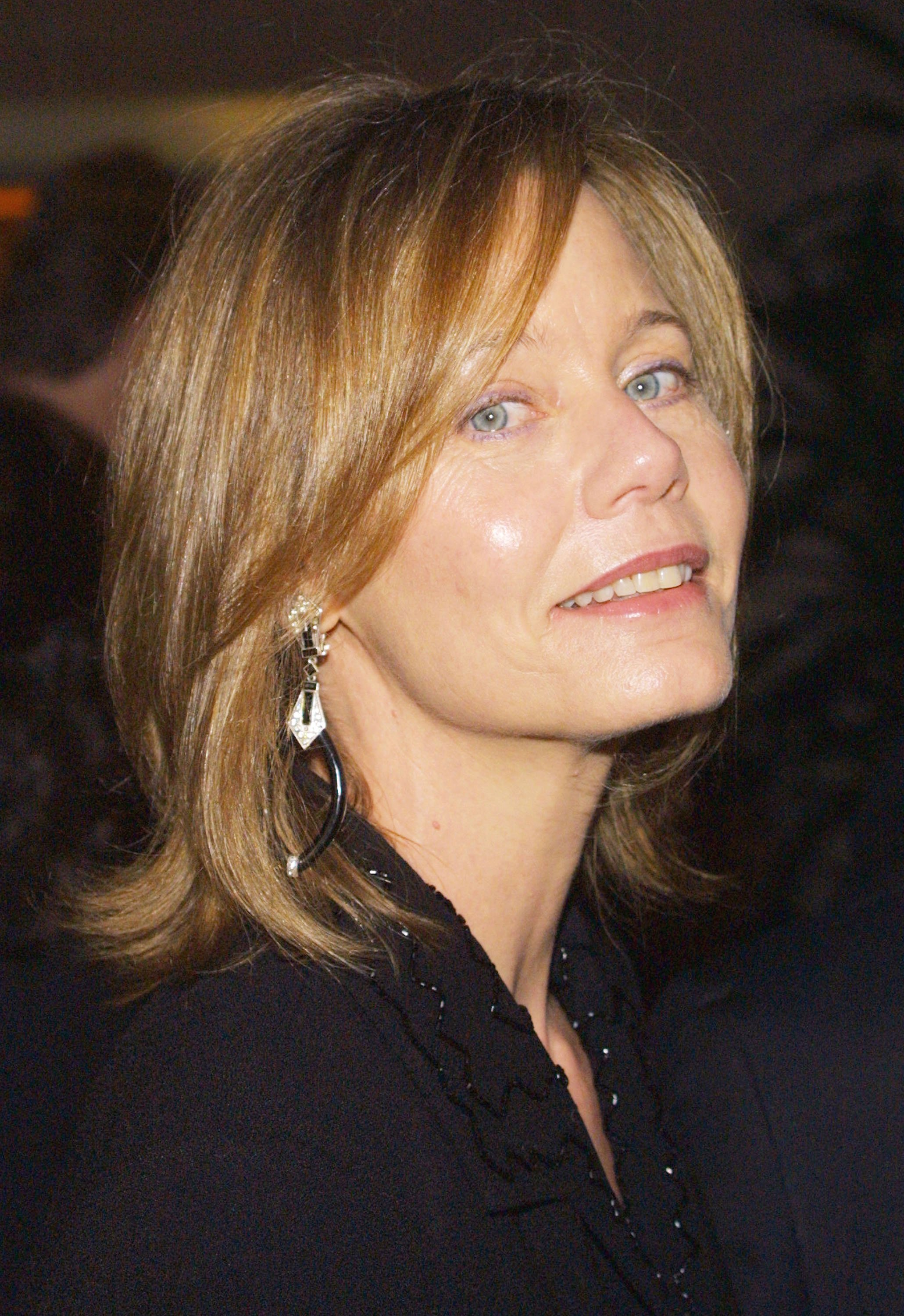 Image Credit: Getty Images / Actress Susan Dey poses for a photo.