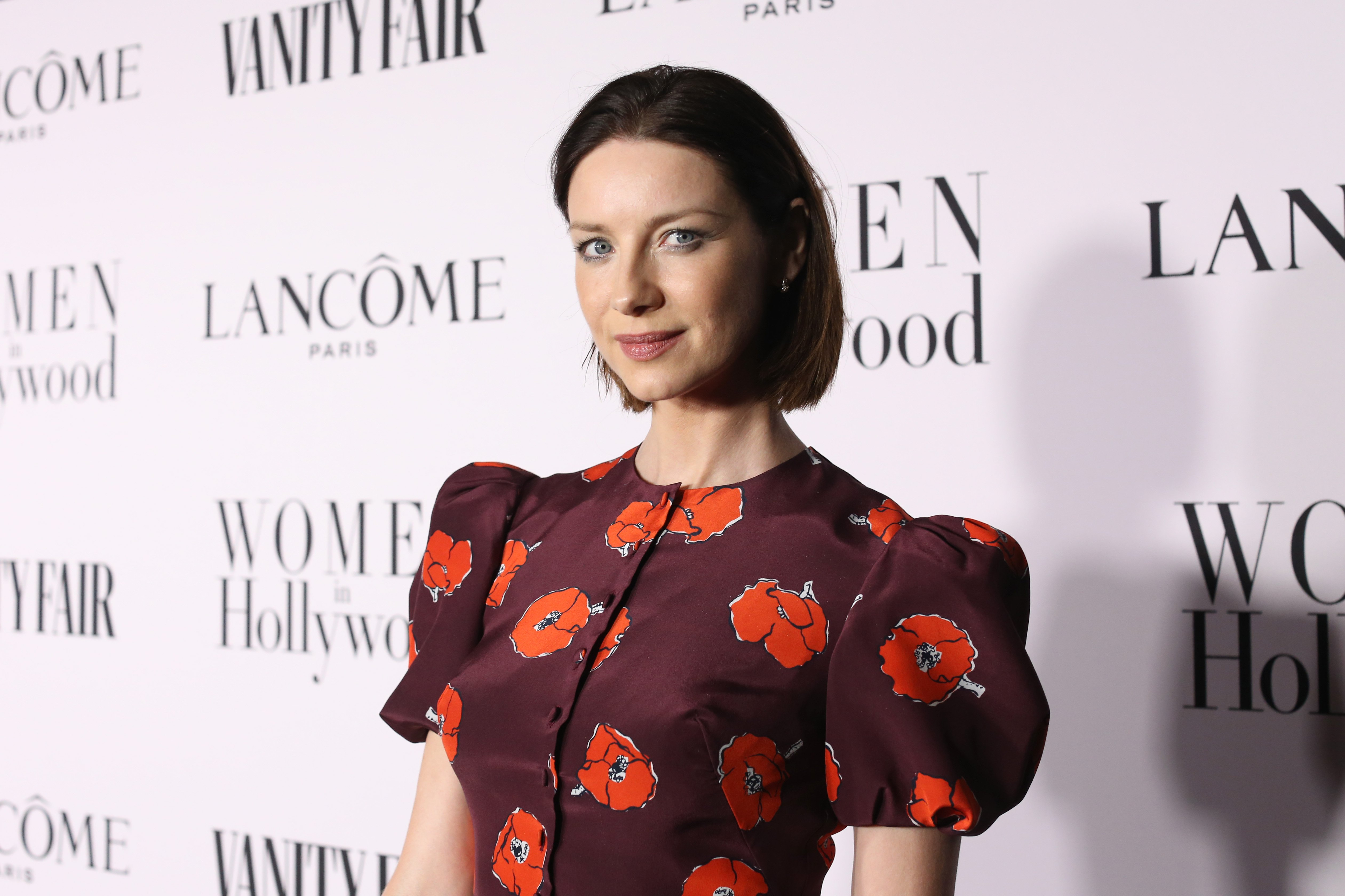 Caitriona Balfe attends Vanity Fair and Lancôme Toast Women in Hollywood / Getty Images
