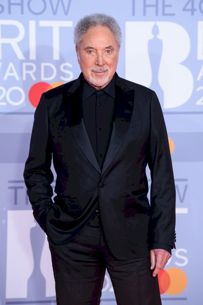 Image Credit: Getty Images/Getty Images for Bauer Media/Joe Maher |Tom Jones attends The BRIT Awards 2020