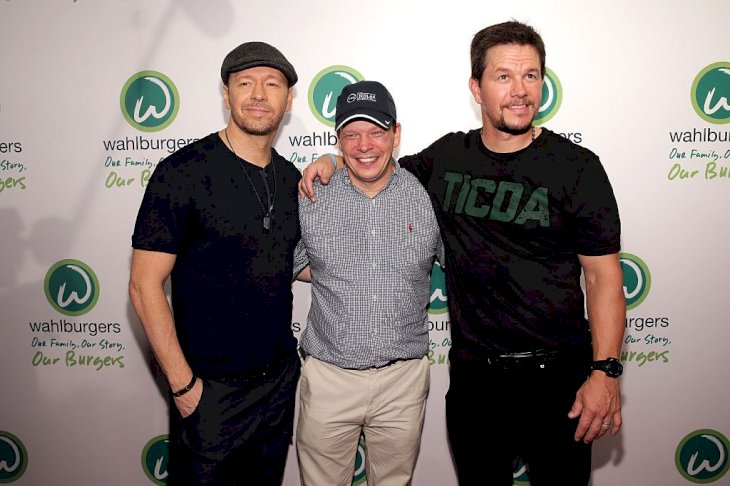 Donnie Wahlberg, Paul Wahlberg and Mark Wahlberg / Getty Images