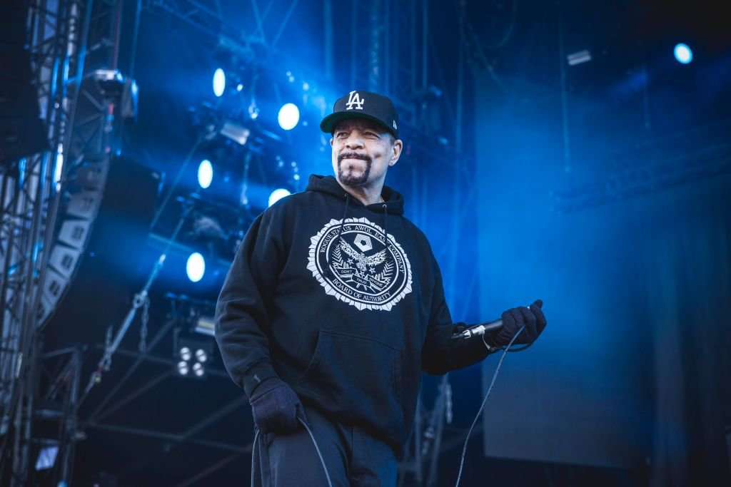 Image Credit: Getty Images / American rapper Tracy Lauren Marrow aka Ice-T of Body Count performs live on stage during Rock am Ring at Nuerburgring on June 2, 2018 in Nuerburg, Germany.