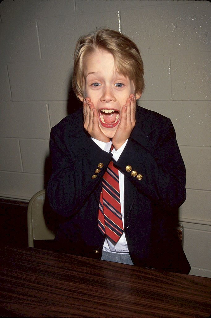 Image Credit: Getty Images/The LIFE Picture Collection via Getty Images/DMI/Time Life Pictures |Macaulay Culkin making face like his Home Alone character