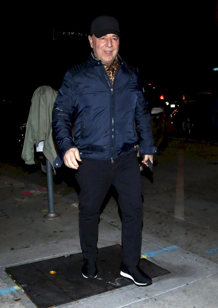 Tommy Mottola/Photo:Getty Images