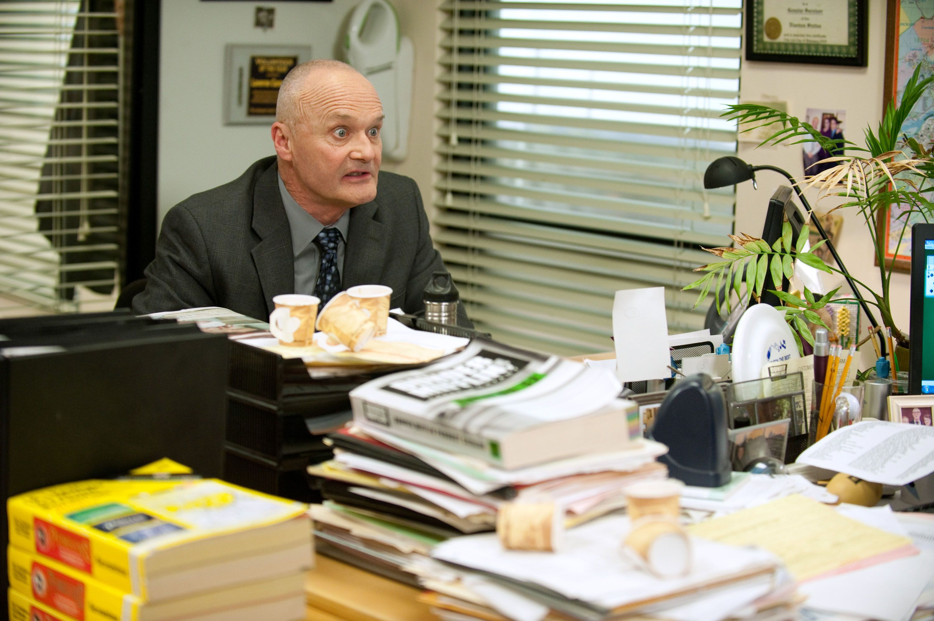 Born William Schneider, the musician changed his name to Creed Bratton / Getty Images