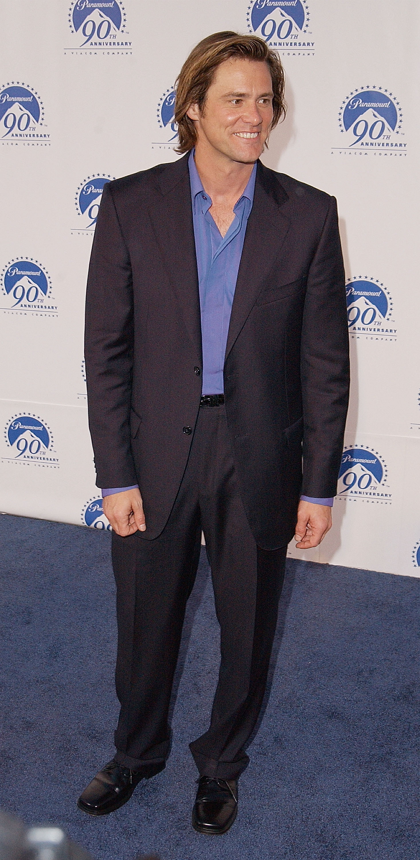 Image Source: Getty Images | Jim at a Paramount event