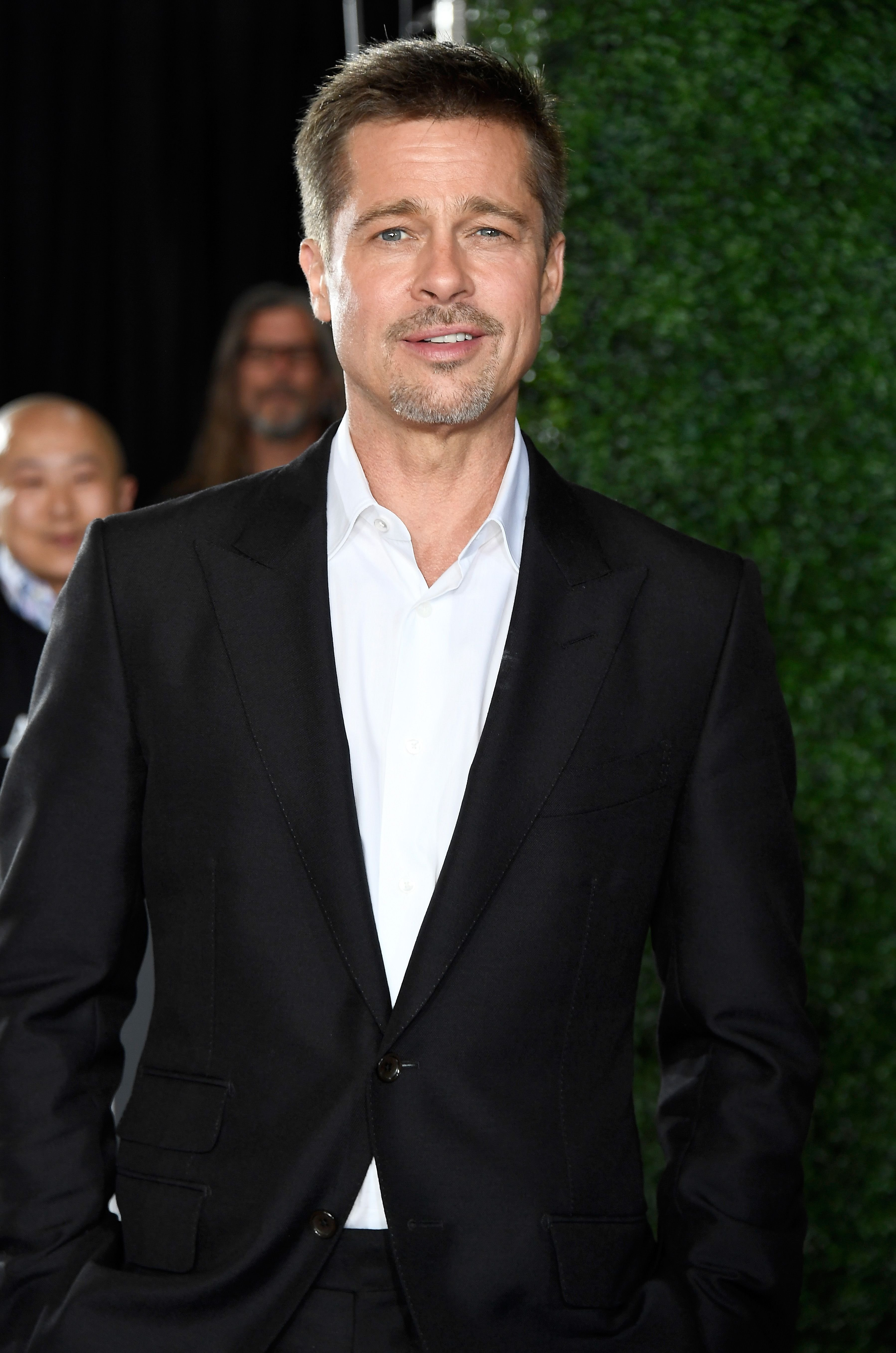 Brad Pitt's journey to stardom wasn't an easy one / Getty Images