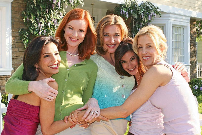 "Image Credits: Getty Images / Danny Feld / Walt Disney Television | ""Desperate Housewives"" show."