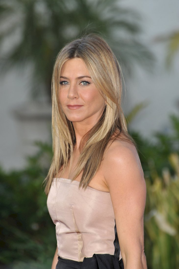 "Image Credit: Shutterstock/Featureflash Photo Agency | Jennifer Aniston at the world premiere of her new movie ""The Switch"""