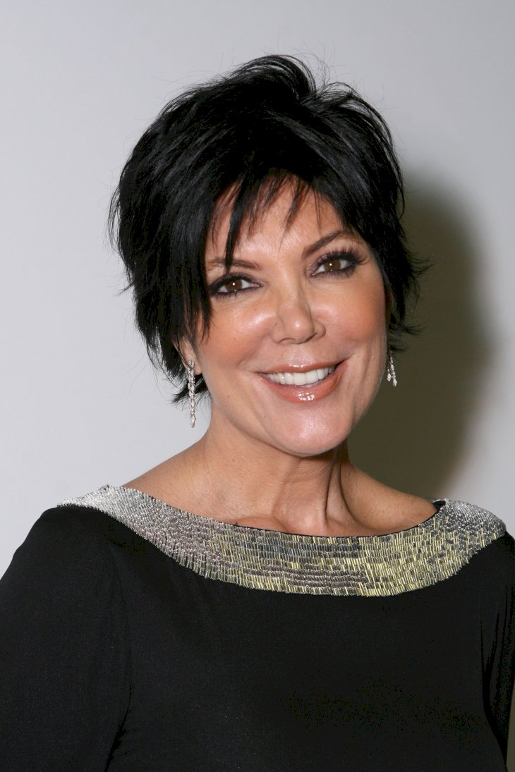 Image Credit: Getty Images / Kris Jenner on the red carpet.