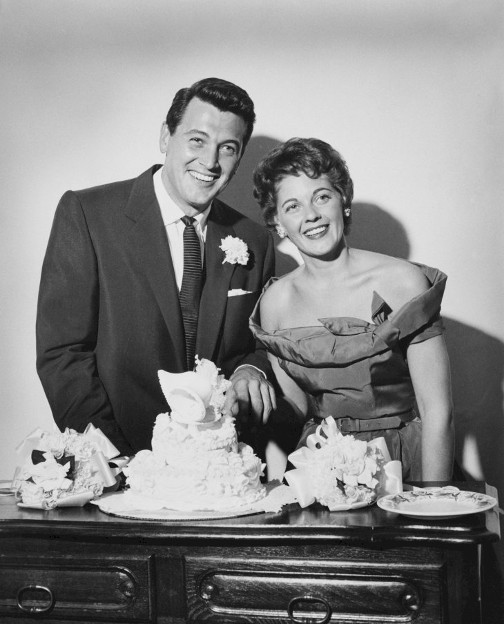 Image Credit: Getty Images/Archive Photos/Pictorial Parade | Hudson and Gates wedding images