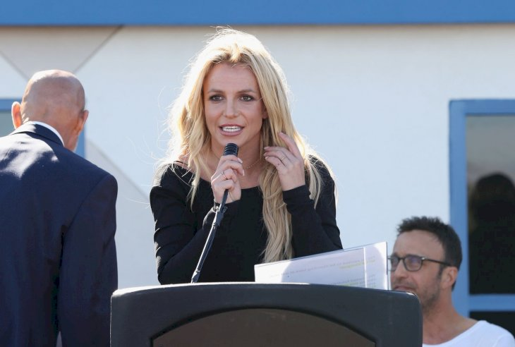Britney Spears/Photo:Getty Images