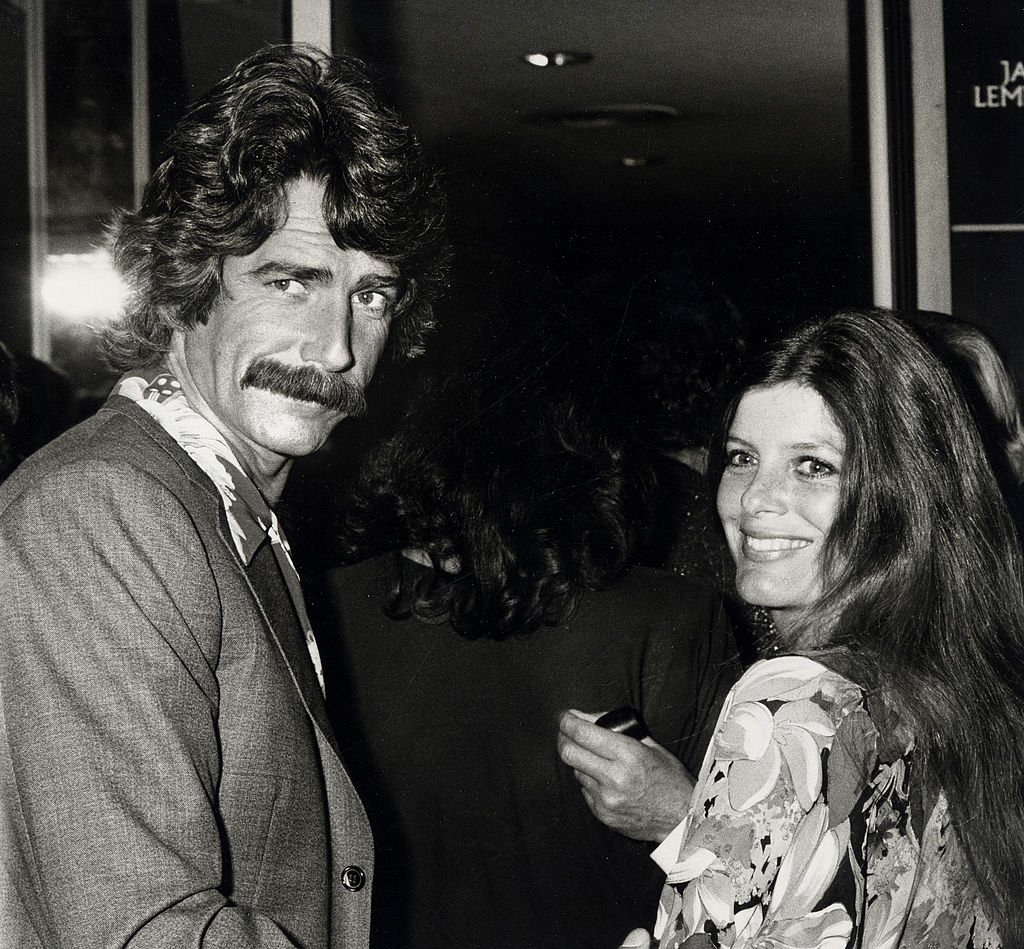 "Image Source: Getty Images/Ron Galella | The couple at ""The China Syndrome"" premier in 1979"