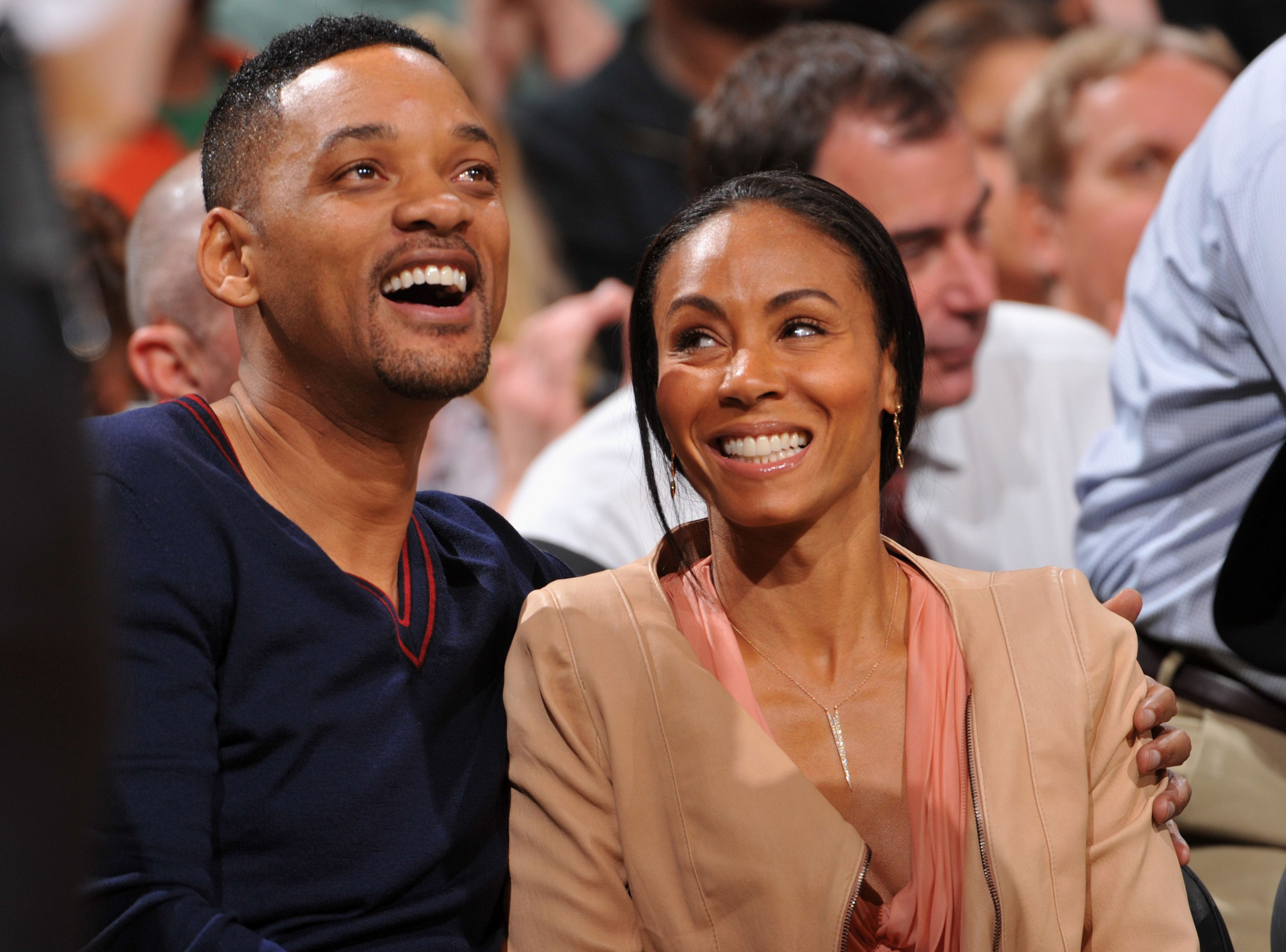 Will and Jada Pinkett Smith are in an open relationship / Getty Images