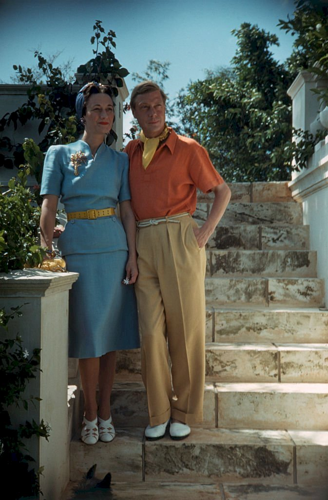 Image Credits: Getty Images / Bettmann | The Duke and Duchess of Windsor.