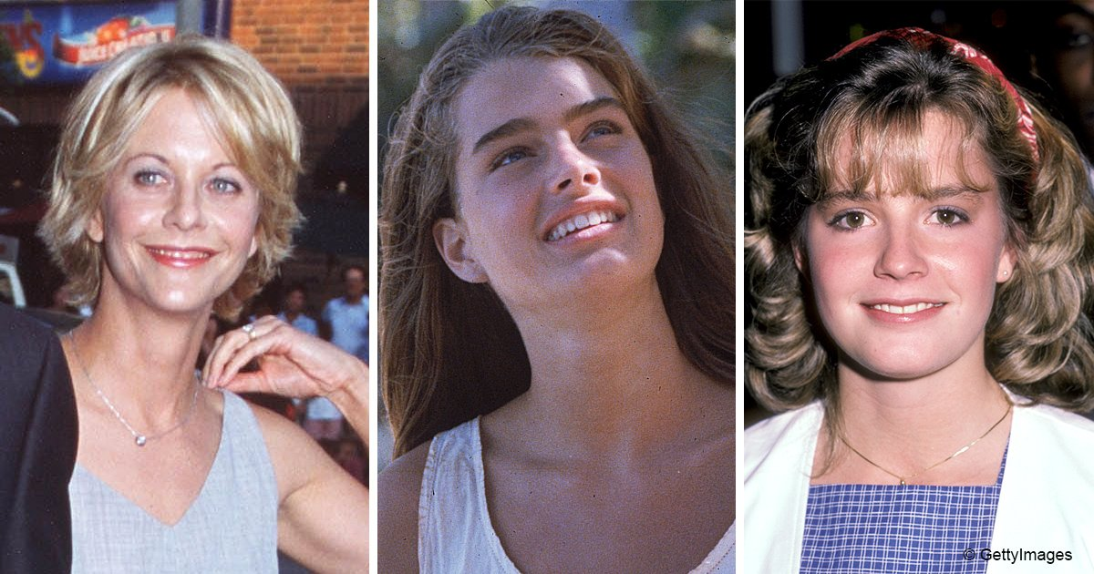 80s Stars Who Completely Disappeared: What They are Up To Now