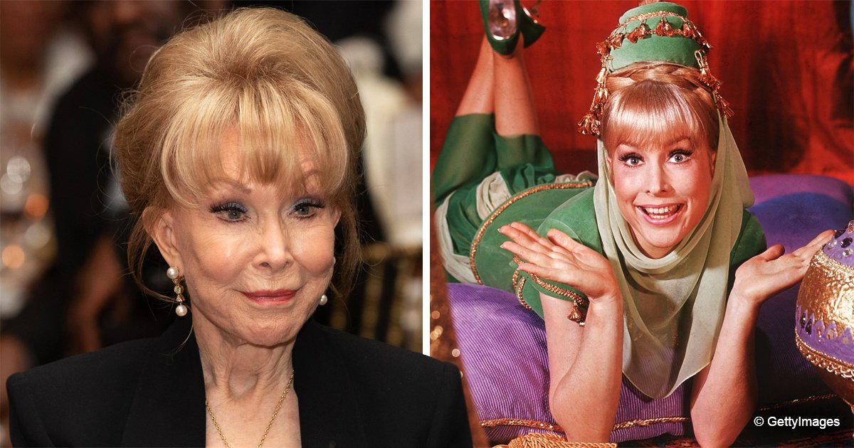 Iconic 'I Dream of Jeannie' Cast through the Years