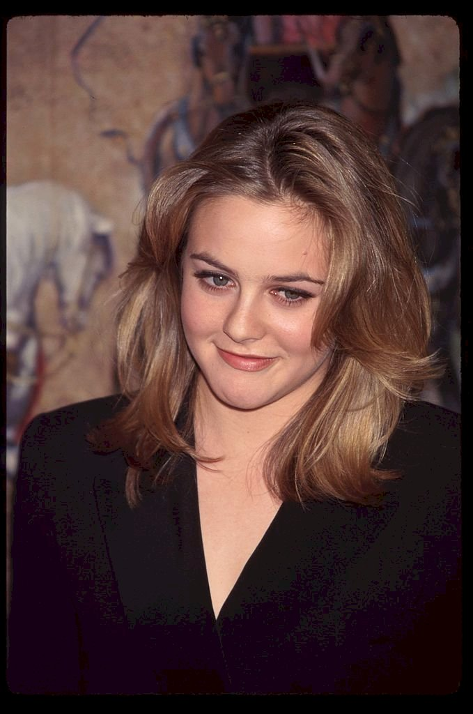 Image Credit: Getty Images / Alicia Silverstone at an event.
