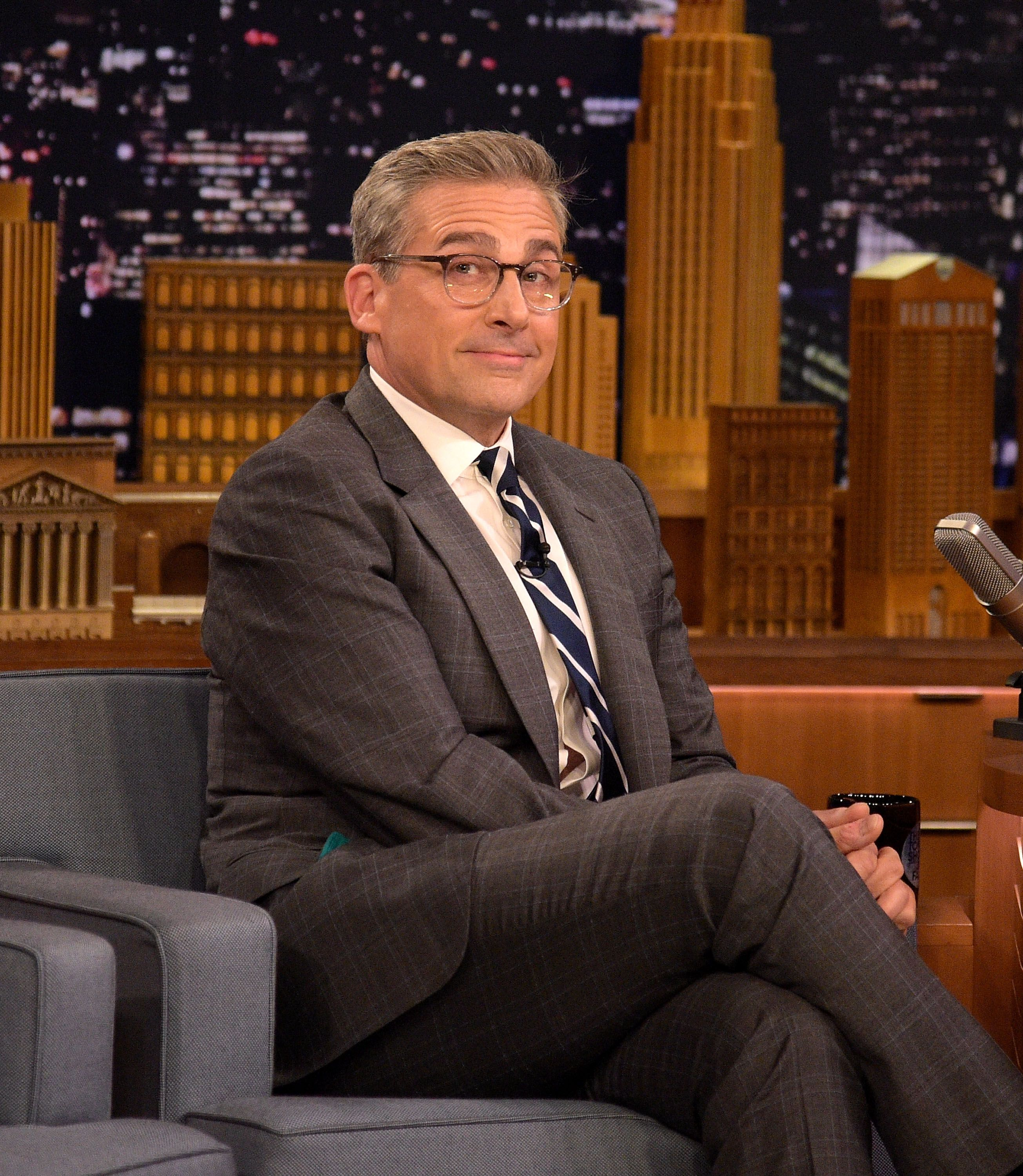The role in The Office brought Steve Carell success and fame / Getty Images