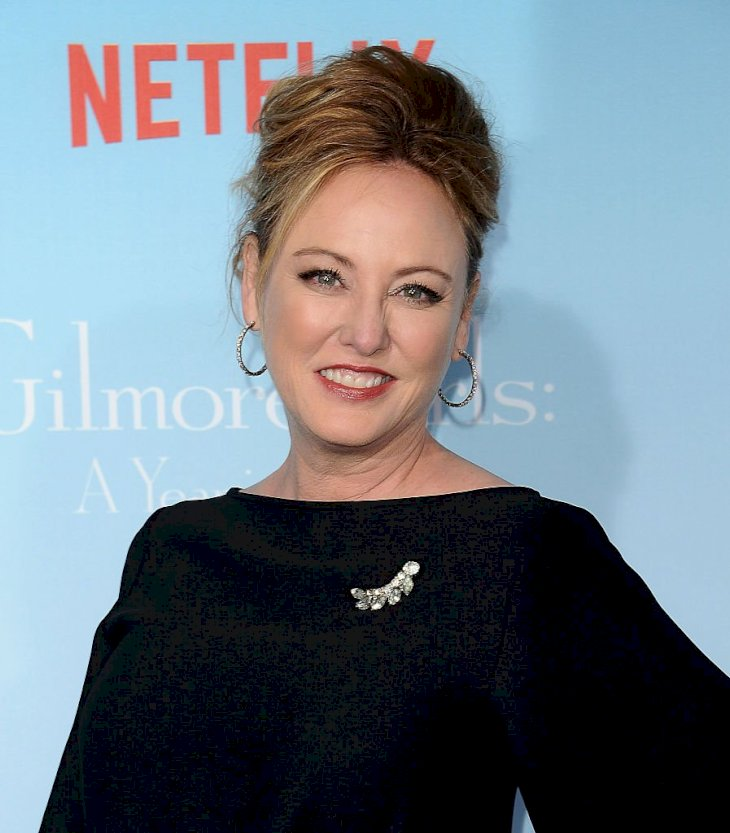 "Image Credit: Getty Images/FilmMagic/Jason LaVeris | Virginia Madsen attends the premiere of ""Gilmore Girls: A Year in the Life""  2016"