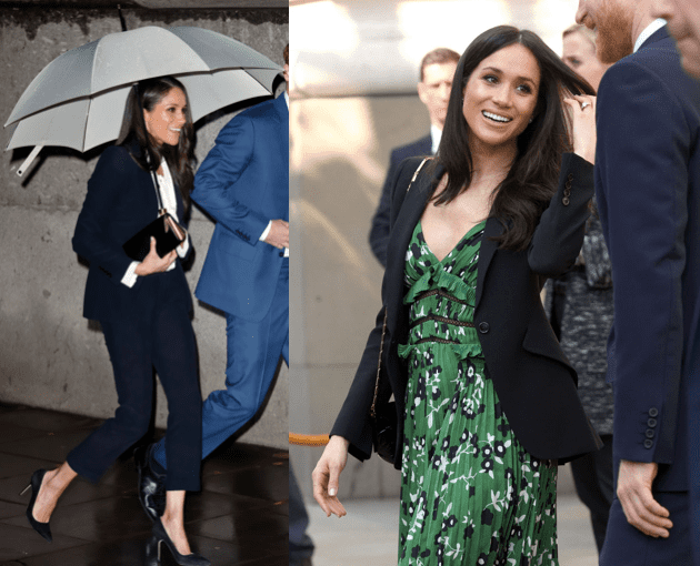 Image Credit: Getty Images/Max Mumby - Getty Images/Karwai Tang  | Actress and royal, Meghan Markle is photographed by the press.
