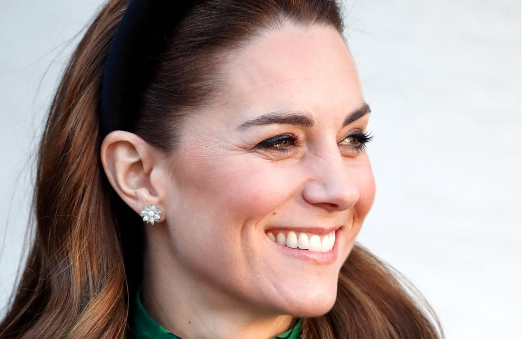 Image Credit: Getty Images / Catherine, Duchess of Cambridge arrives at Government Buildings to meet Ireland's Taoiseach Leo Varadkar on March 3, 2020 in Dublin, Ireland.