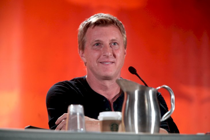 William Zabka speaks at the 2016 Phoenix Comicon / Gage Skidmore CC BY-SA 2.0 / flickr.com