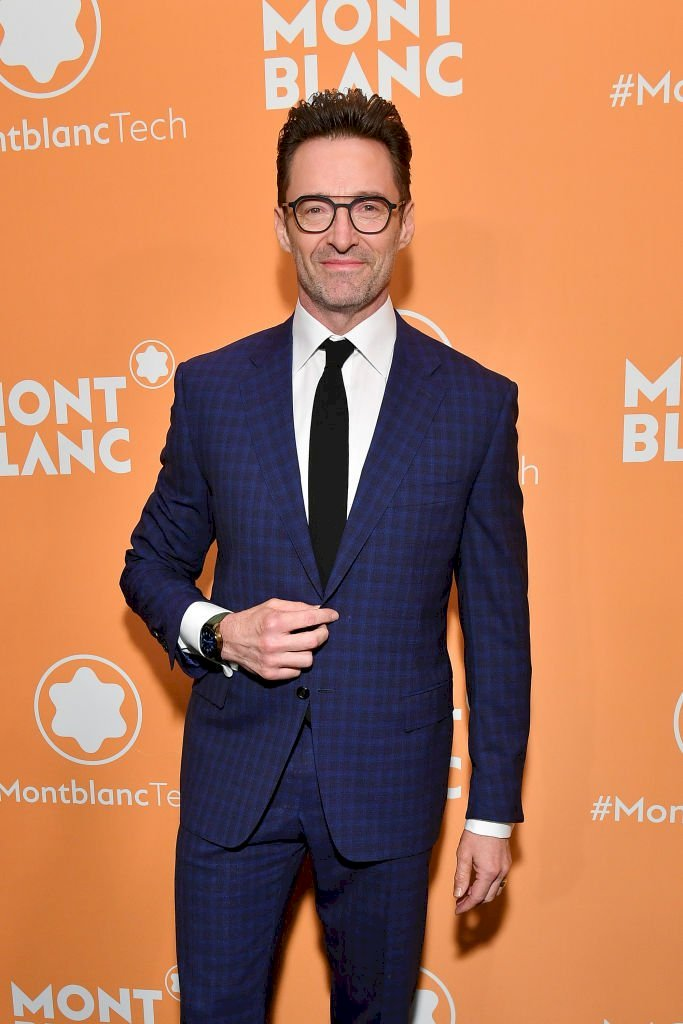 Image Credit: Getty Images / Actor Hugh Jackman on the red carpet.