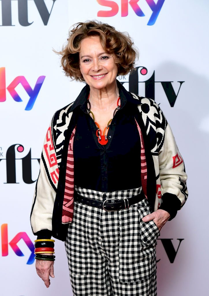 Image Credit: Getty Images/PA Images via Getty Images/Ian West | Francesca Annis in 2019