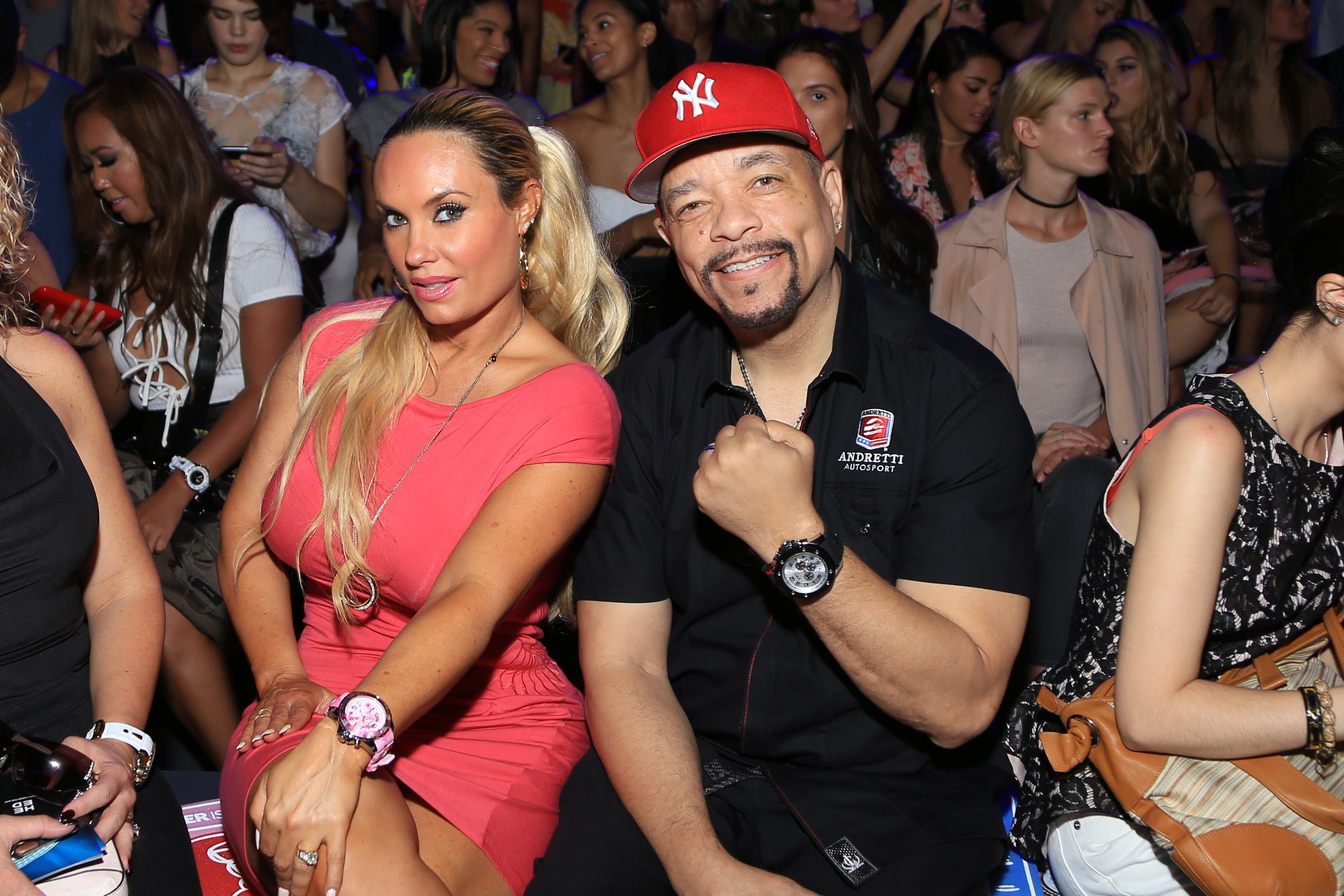 Meet Ice-T's Three Kids: His Second Daughter Was Born 5 Years Ago