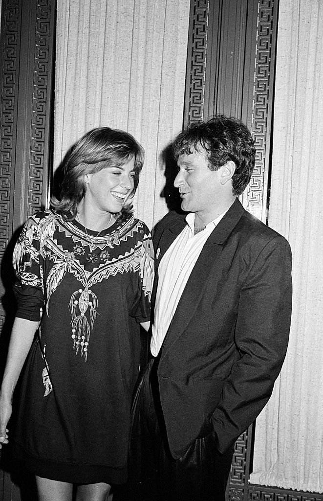 Image Credits: Getty Images / The LIFE Picture Collection | Robin Williams and Wife Valerie Williams.