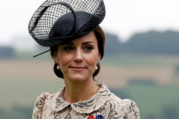 Image Credits: Getty Images / Phil Noble - Pool | Kate Middleton is a Capricorn.