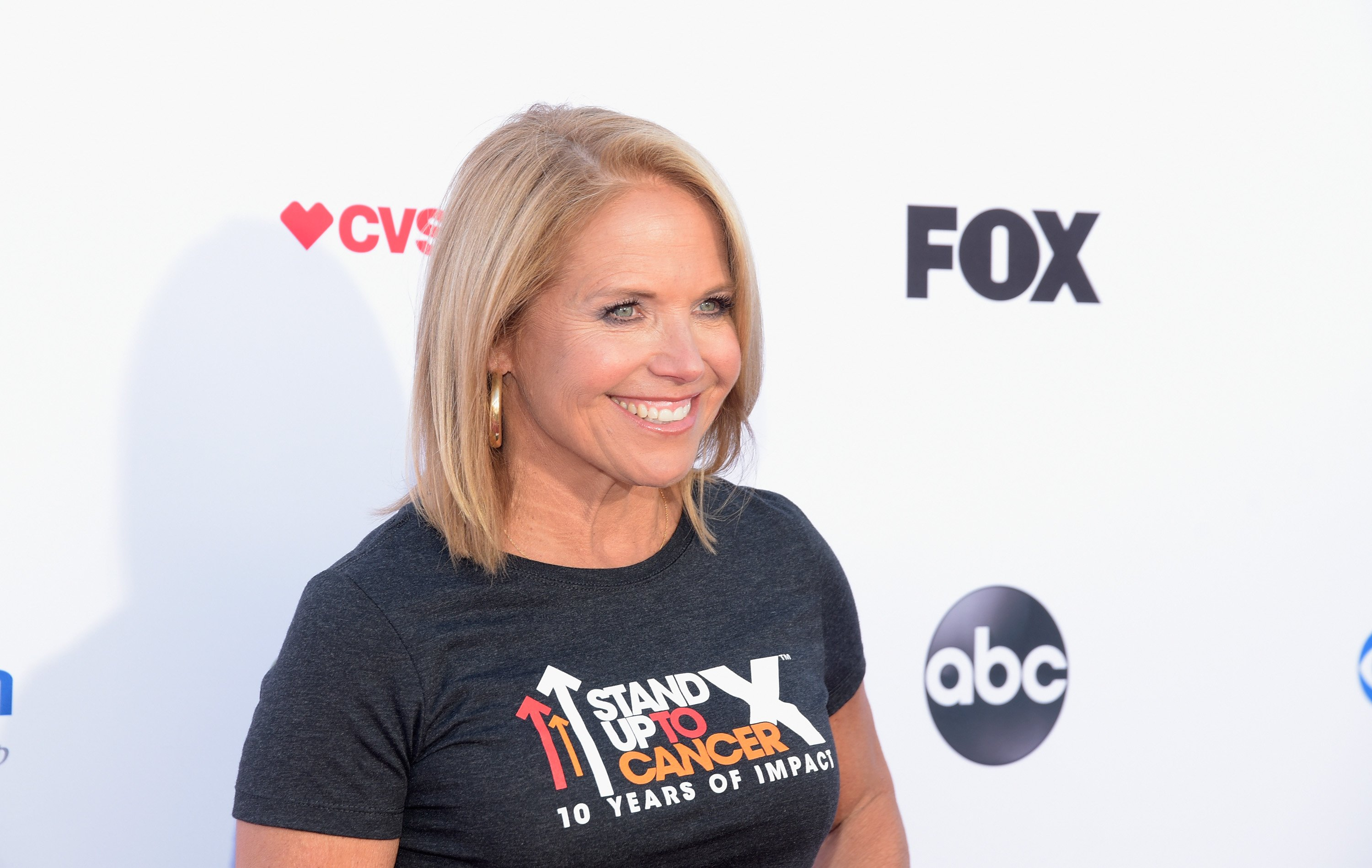 Katie Couric Image Source: Getty Images.