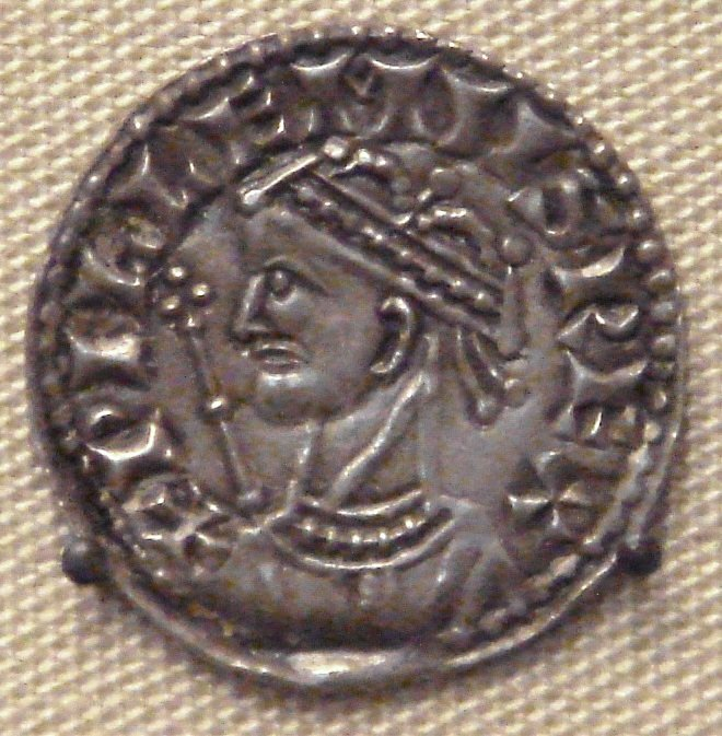 Image Source: Wikimedia Commons/Public Domain | Ancient English coin with the face of William the Conqueror