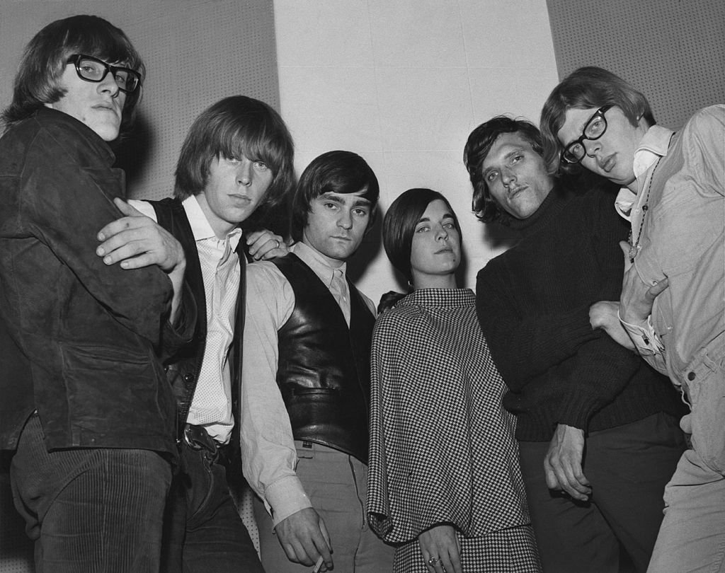 Image Credits: Getty Images / Michael Ochs Archives | Photo of Jefferson Airplane.