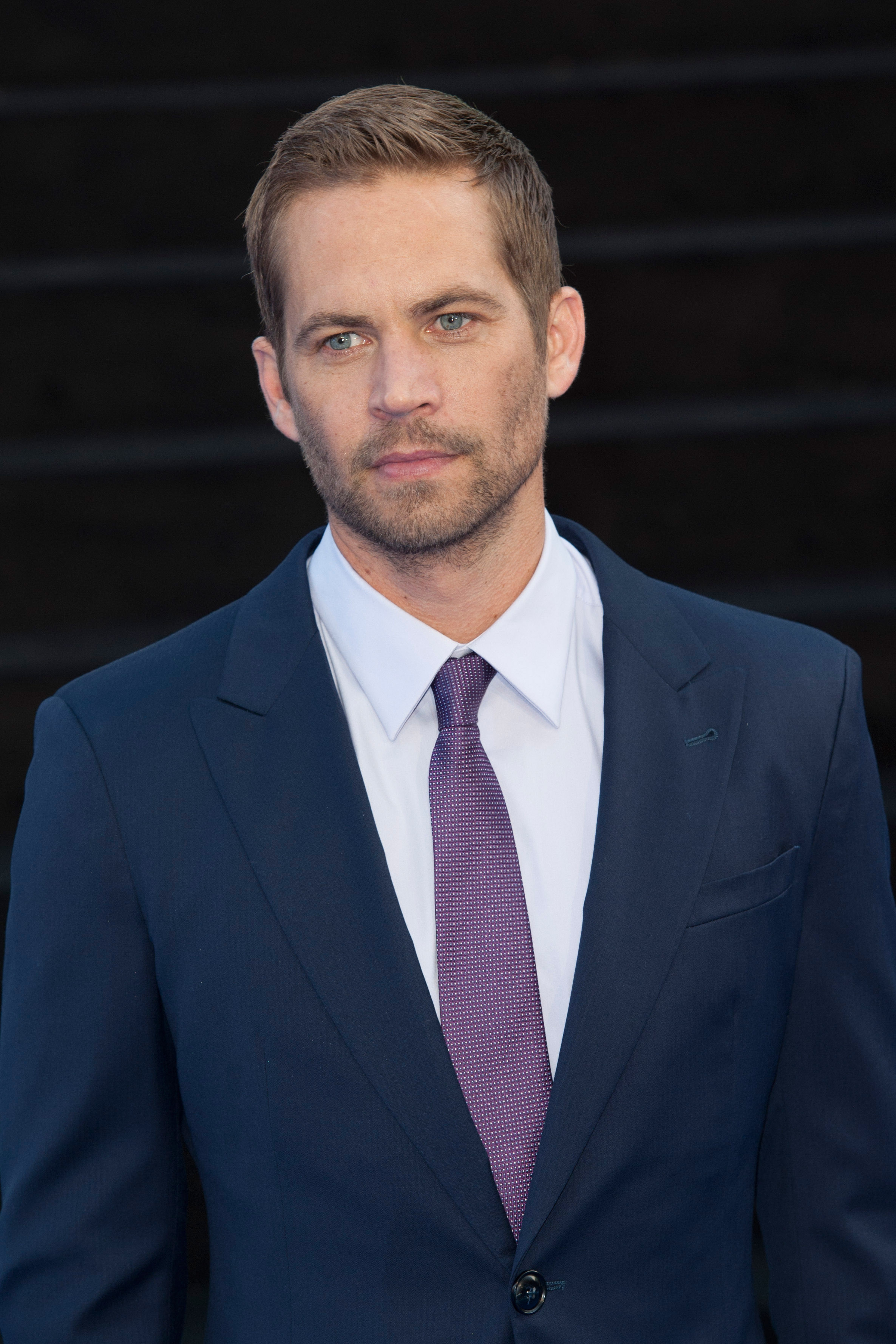 Paul Walker at the World Premiere of 'Fast & Furious 6' / Getty Images