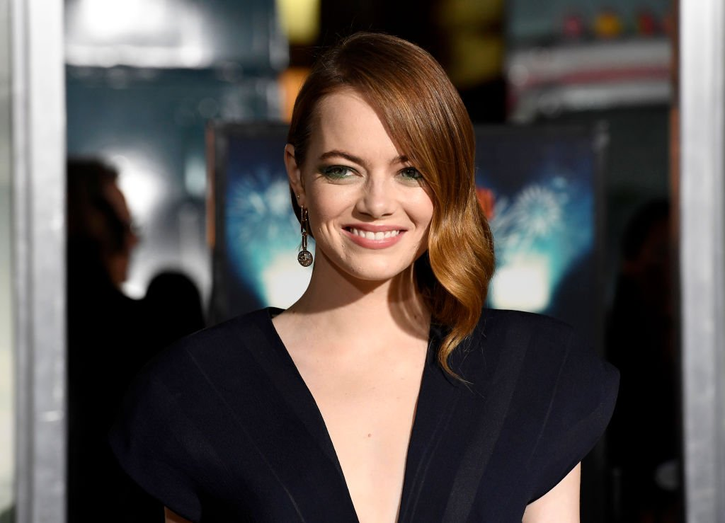 "Image Credit: Getty Images / Emma Stone attends the Premiere Of Sony Pictures' ""Zombieland Double Tap"" at Regency Village Theatre on October 10, 2019 in Westwood, California."