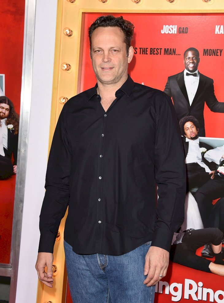 Image Credit: Getty Images / Vince Vaughn at an event.