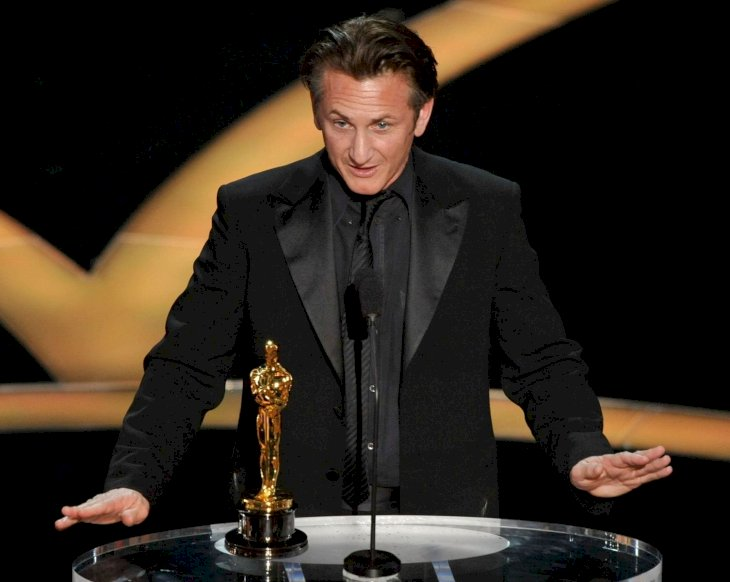 Sean Penn/Photo:Getty Images