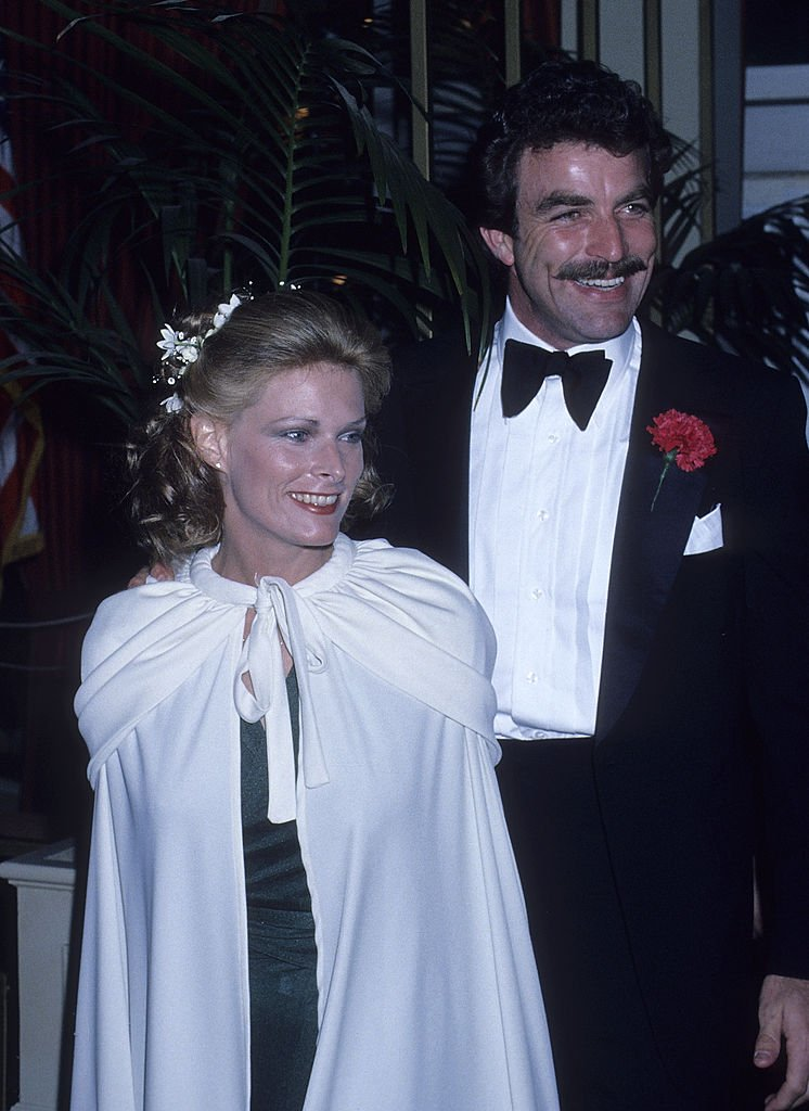 Image Credits: Getty Images | Tom Selleck and wife Jacqueline Ray