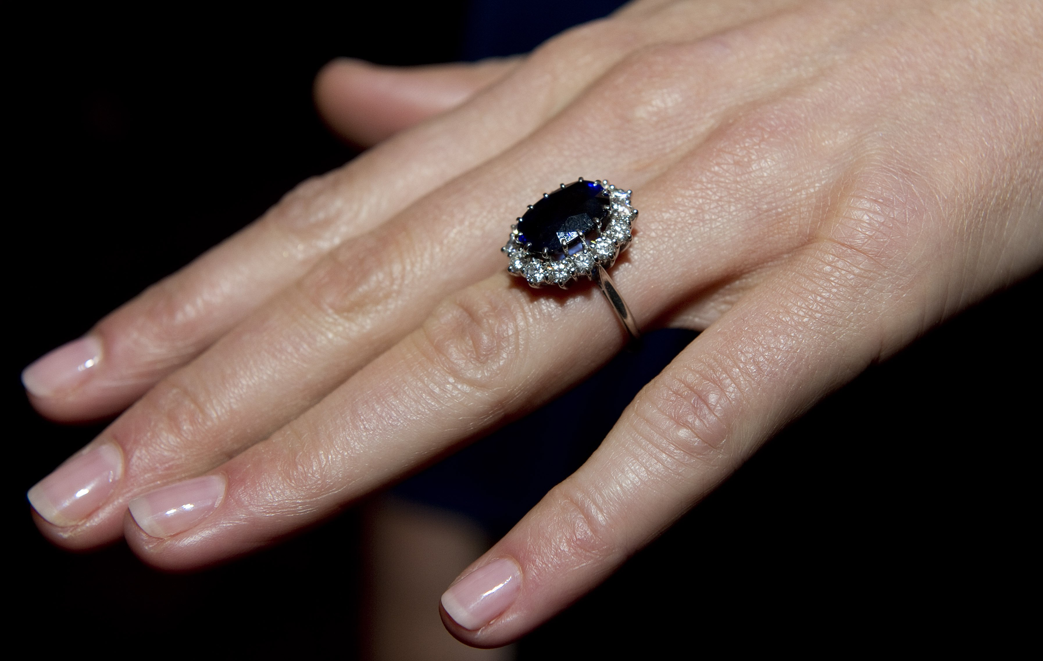 Image Credits: Getty Images | Duchess of Cambridge Wears Late Princess Diana's Ring