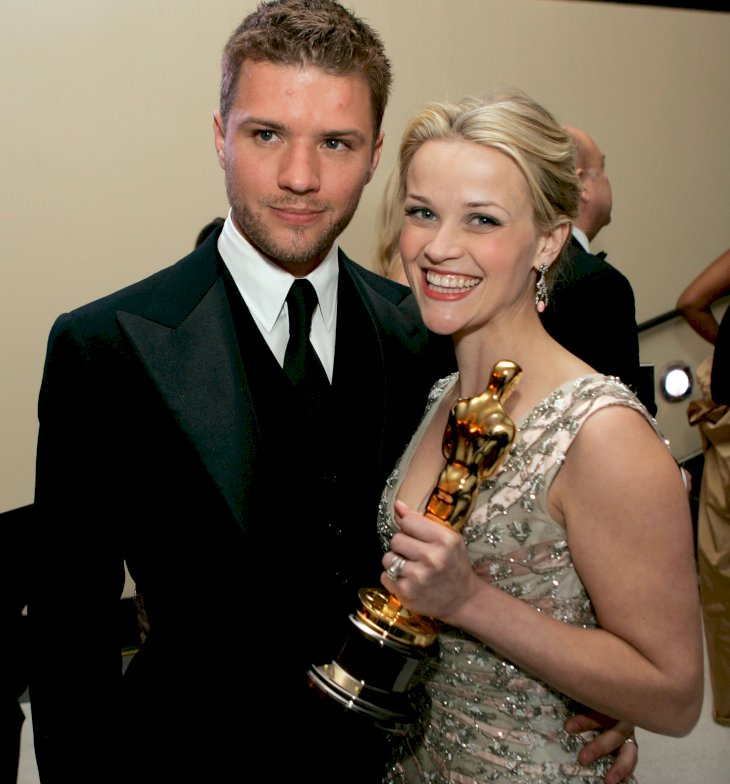 Image Credit: Getty Images/Kevin Winter | Reese Witherspoon with then-husband Ryan Philippe at the Oscars