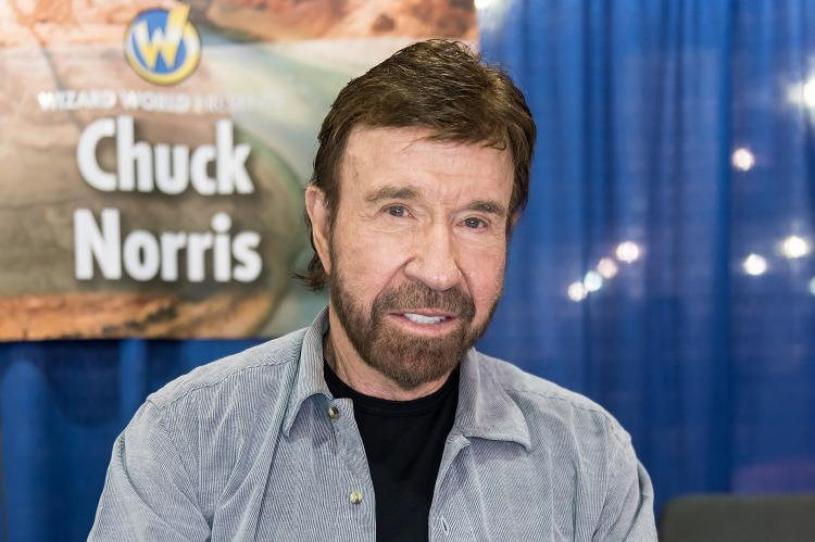 Chuck Norris: His Life Story